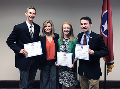 Ravenwood High School Cadets Nominated for Appointments to United States Service Academies.