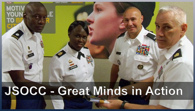 JROTC Instructors - Great Minds in Action