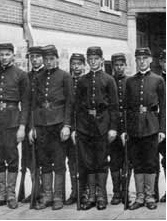 JROTC Cadets in 1916