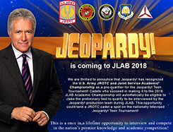 The Jeopardy Game Show is coming to JALB 2018